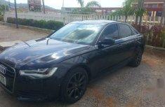 Audi A6 2014 Black for sale