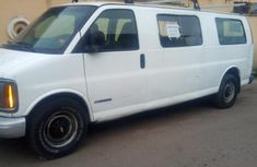 Chevrolet Express 2000 White for sale