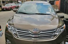 Used 2009 Toyota Venza automatic at mileage 68,000 for sale in Lagos