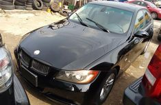 Sell black 2006 BMW 325i at mileage 1 in Ikeja at cheap price