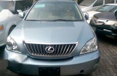 Used blue 2008 Lexus RX suv at mileage 84,255 for sale
