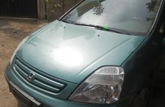 Clean Tokunbo Honda Stream 2003 Green for sale
