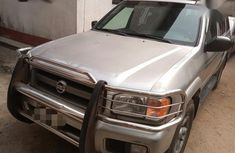 Clean and neat used  2004 Nissan Pathfinder automatic in Port Harcourt at cheap price