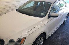 Volkswagen Jetta 2013 White for sale