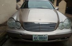 2004 Mercedes-Benz C240 automatic for sale at price ₦1,250,000