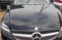 Best priced used 2016 Mercedes-Benz CLS automatic in Lagos