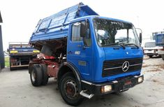 Mercedes Benz 1619 V6 6 Tyre Tipper for sale