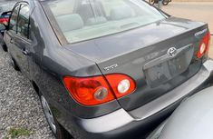 2007 Toyota corolla in an extremely perfect condition
