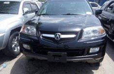 Acura MDX 2005 Black