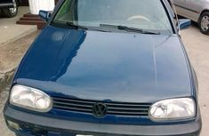 Sell used 2002 Volkswagen Golf sedan manual at mileage 58,550