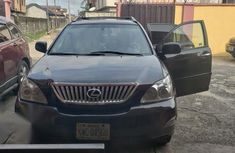 Used black 2006 Lexus RX automatic for sale