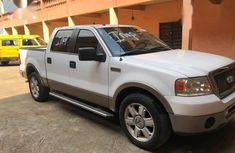 White 2006 Ford F-150 car at attractive price in Lagos