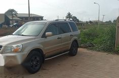 Well maintained 2005 Honda Pilot automatic at mileage 2 for sale