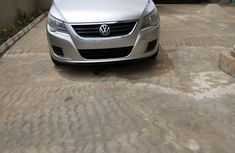 Sell grey 2008 Volkswagen Routan automatic at mileage 184,354 in Abeokuta