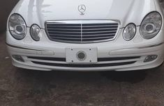 Selling 2003 Mercedes-Benz E320 automatic at mileage 204,000