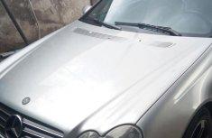 Mercedes-Benz CLK 2002 200 Kompressor Automatic Gray for sale