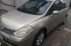 Nissan Tiida 2005 Beige for sale
