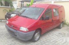 Fiat Scudo 2000 2.0 Red for sale
