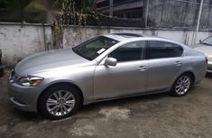 Sell grey/silver 2006 Lexus GS automatic at cheap price