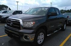 Toyota Tundra 2011 Gray for sale