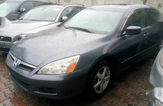 Sell well kept 2005 Honda Accord automatic at price ₦1,400,000