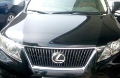 Well maintained 2010 Lexus RX automatic for sale at price ₦7,000,000