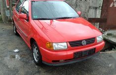 Volkswagen Polo 1998 1.9 D Variant Red for sale