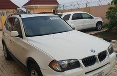 Sell used white 2006 BMW X3 suv at price ₦3,500,000