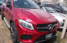 Need to sell used 2016 Mercedes-Benz GLE at mileage 60,000 at cheap price