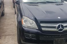 2008 Mercedes-Benz GL450 automatic at mileage 144,034 for sale in Ikeja
