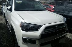 Best priced white 2017 Toyota 4-Runner automatic