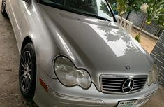 Mercedes-Benz C320 2005 Gray for sale