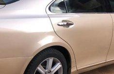 Lexus ES 2007 Gold for sale