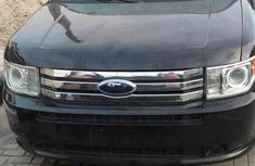 Used black 2009 Ford Flex suv automatic for sale