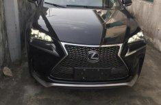 Lexus NX 200t 2015 Black for sale
