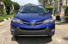Toyota RAV4 2014 Blue for sale