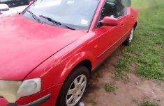 Volkswagen Passat 2006 Red for sale