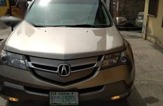 Sell well kept 2008 Acura MDX automatic at mileage 54,740