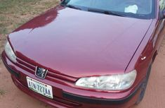 Peugeot 406 1999 1.8 Red for sale
