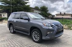 Lexus GX 2016 Gray for sale
