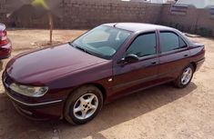Peugeot 406 1999 Red for sale