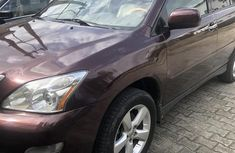 Used beige 2008 Lexus RX for sale at price ₦3,450,000 in Lagos