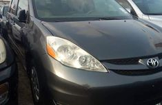 Toyota Sienna LE 4WD 2007 Black for sale