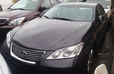 LEXUS ES350 2009 MODEL FULL OPTIONS
