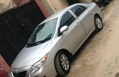 2010 Toyota Corolla(Tokunbo Standard/First Body And Accident Free)