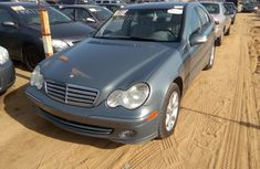 Clean tokunbo Mercedes Benz c 240 for sale