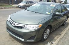 Clean Camry 2012
