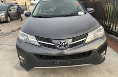 Clean grey/silver 2013 Toyota RAV4 automatic car at attractive price