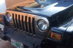 Sell high quality 2001 Jeep Wrangler automatic
