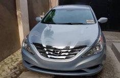 Sell well kept grey/silver 2011 Hyundai Sonata automatic in Lagos